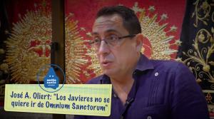 El hermano mayor de la corporación del Martes Santo atendió a Sevilla Santa